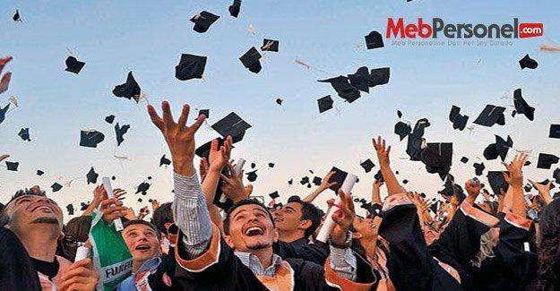 6 milyon öğrenci üniversite okuyor