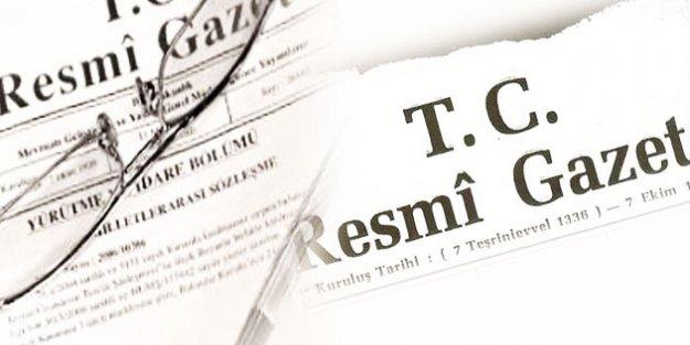 9 Eylül 2014 Tarihli ve 29114 Sayılı Resmî Gazete