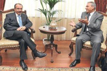 Abbas Güçlü Milli Eğitim Bakanı Dinçer'le Görüşecek