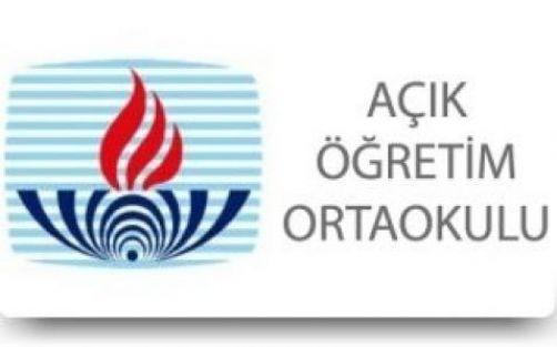 Açık Öğretim Ortaokulu Sınav Sonuçları AÖO (3 Kasım 2013)