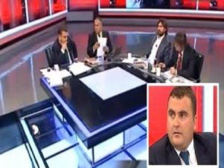 Ahmet Özal çılgına döndü: Terbiyesizlik yapma! İZLE