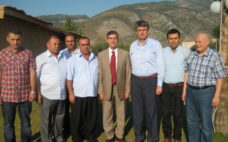 AK Parti'li Badak: Hizmet vermede hiç bir zaman partili partisiz ayrımı yapmadık