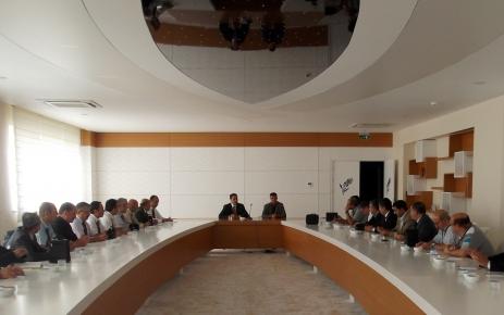 Aksaray'ın eğitimi yapılan çalıştaylarla masaya yatırılıyor