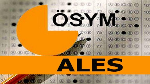 ALES Sınava Giriş Belgeleri Erişime Açıldı