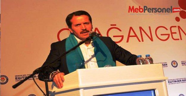 "Ali Yalçın : ""İftiralar Algı Operasyonudur"""