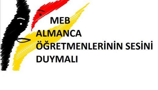 ALMANCA ÖĞRETMENLERİ SUBAT ATAMASI İSTİYOR