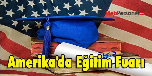 Amerika'da Eğitim Fuarı
