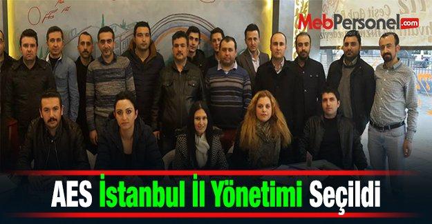 Anadolu Eğitim Sendikası İstanbul İl Yönetimi Seçildi