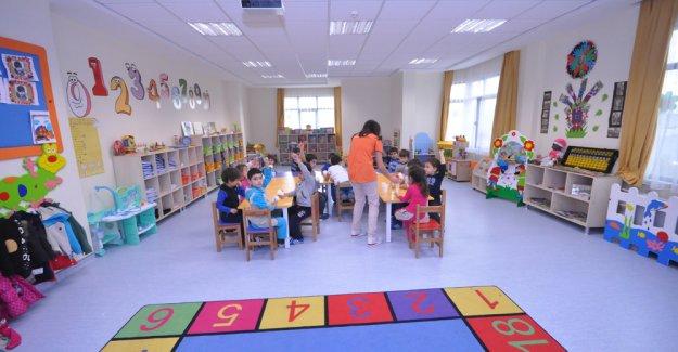 Anaokulu ve ana sınıfında beceri eğitimi yapanlara ücret ödenecek