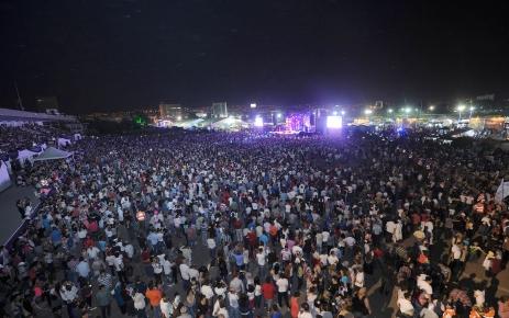 Ankara, aynı anda 41 ayrı konserle Guinness'e girdi