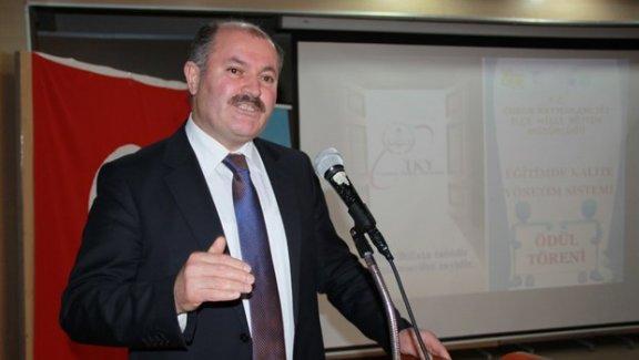Ankara İl Milli Eğitim Müdüründen Flaş Açıklamalar