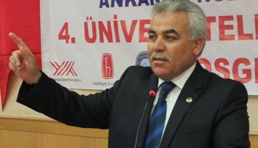 Ankara Üniversitesi Çalışanlarını Yolunacak Kaz Olarak mı Görüyor?