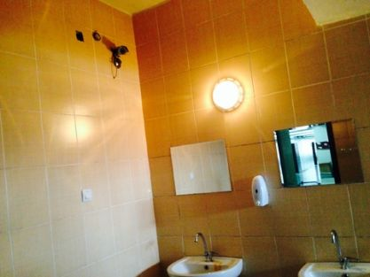 Ankara'da Okul Tuvaletinde Kamera