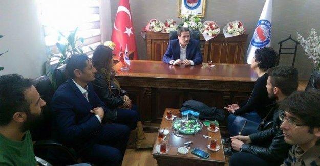 Atama Bekleyen Öğretmenler, Ali Yalçın'la Görüştü