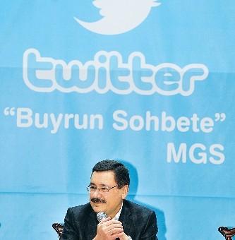 Başkan Gökçek, sosyal medyadaki takipçileriyle buluşacak