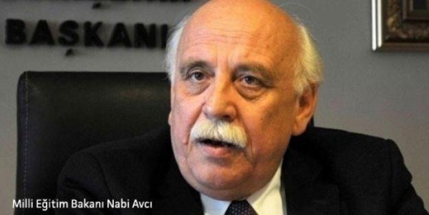 Bakan Avcı: Okul müdürlüğü bir kadro konusu değil, bir görevlendirmedir.