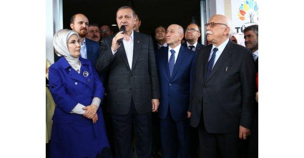 Bakan Avcı Siirt'te toplu açılış töreninde