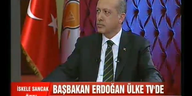 Başbakan Erdoğan bu akşam Kanal 7'de