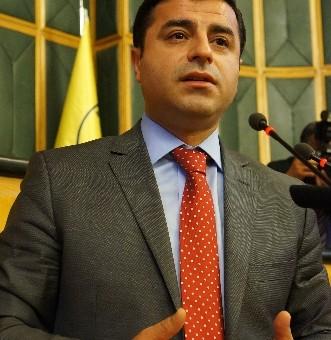 BDP: Genelkurmay Başkanı Özel'in Demirtaş hakkında açtığı dava reddedildi