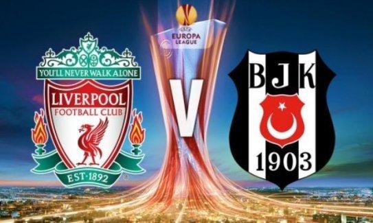 Beşiktaş Liverpool Maçı Saat Kaçta Hangi Kanalda?