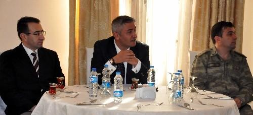 Bingöl Jandarma Komutanı Yaşar: Korucuları kendi personelimden ayrı görmedim