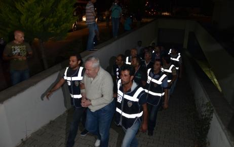 Bodrum Belediye Başkanı Kocadon ve 8 kişi tutuklandı