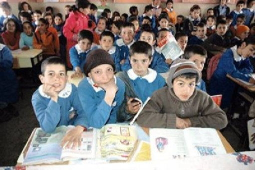 Burada Sınıflar 70 KİŞİ !!