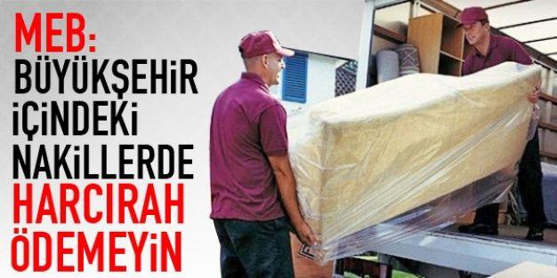 Büyükşehir belediyesi kurulan illerde harcırah uygulaması