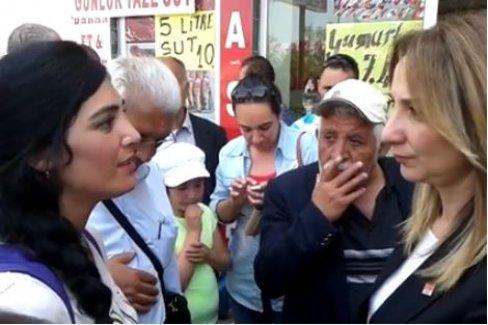 """CHP'li Vekilden """" Öğretmen Atamaları """" Eylemine Destek (Video)"""