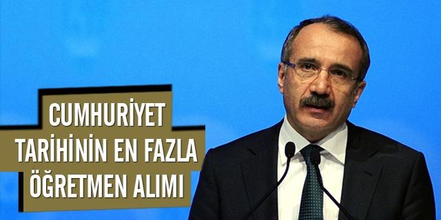 Cumhuriyet Tarihinin En Fazla Öğretmen Alımı!