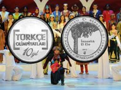 Darphane, Türkçe Olimpiyatları için hatıra para bastı