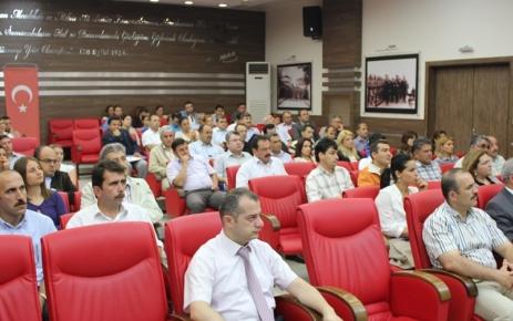 Demokratik Vatandaşlık ve İnsan Hakları Eğitim Hibe Programı tanıtıldı