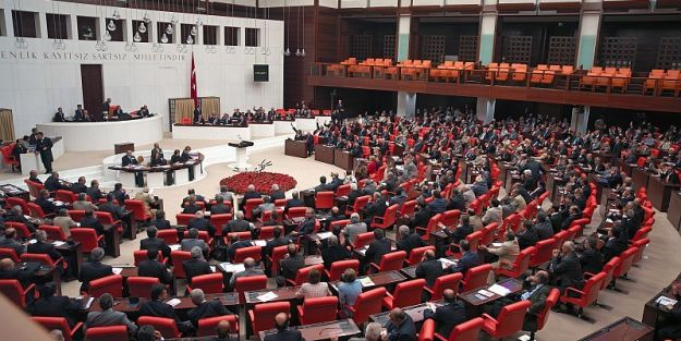 Dershane dönüşümü Meclis'te