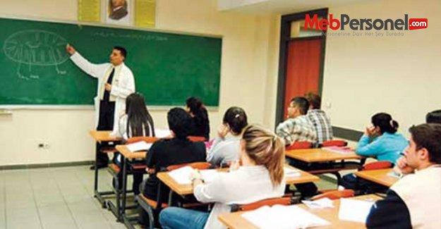 Dershaneler KPSS kursuna dönüşüyor