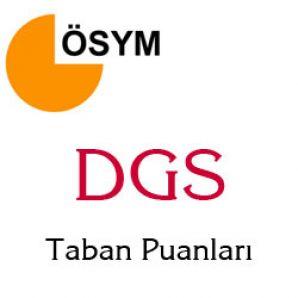 DGS Ebelik Bölümü Kontenjanları  Taban Puanları 2013-2012