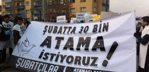 DİKKAT ATANMA TALEBİ SUÇ UNSURU OLDU(!)