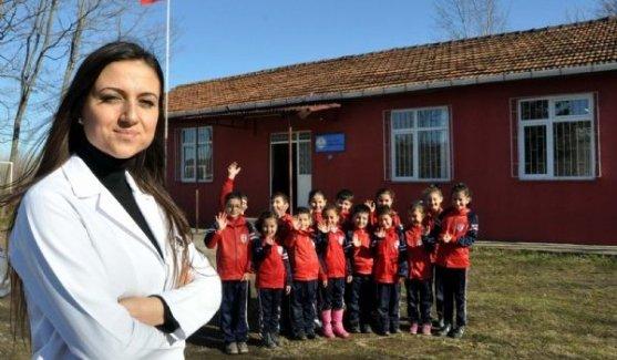 Dilek Öğretmen, Bir Köyün Kaderini Değiştiriyor
