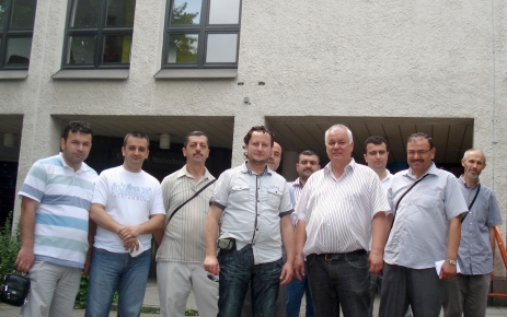 'Din Eğitiminde Yeni Ufuklar' projesine katılan öğretmenler Avrupa'dan döndü