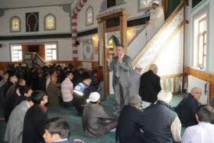 Din Kültürü öğretmenleri camide vaaz verebilecek