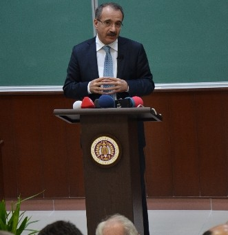 Dinçer: Üniversite yönetim sisteminin baştan aşağı gözden geçmeye ihtiyacı var