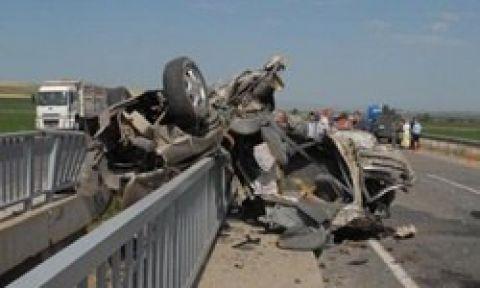 Diyarbakırdaki Kazada üç öğretmen can verdi
