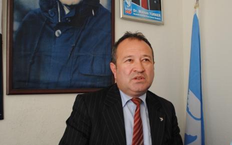 DSP'li Oktay:13 ilin büyükşehir yapılmasını seçim yatırımı olarak görüyoruz