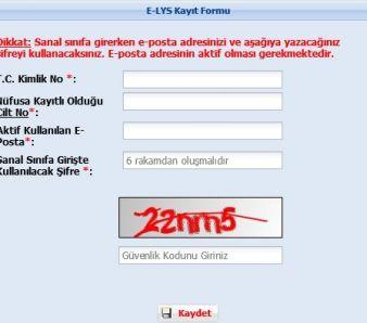 E-LYS PROJESİ AÇIKLAMASI