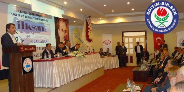 Ebs Basın Sekreteri Ali Yalçın:İLKSAN Bize Teşekkür Borçludur