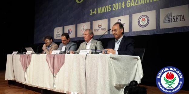 Ebs Genel Başkan Vekili Ahmet Özer:Eğitim Sanallıktan Kurtarılıp Gerçek Hayata Döndürülmelidir