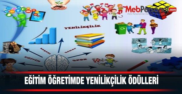 Eğitim Öğretimde Yenilikçilik Ödülleri