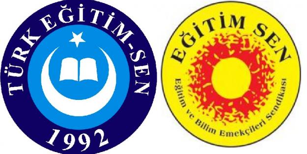 Eğitim-Sen ve Türk Eğitim-Sen'den ortak grev kararı