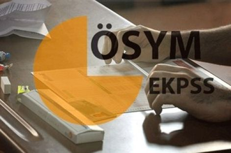 Ekpss Sınav Sonuçları 2014 Sorgu Ekranı ÖSYM 27 nisan ÖMSS
