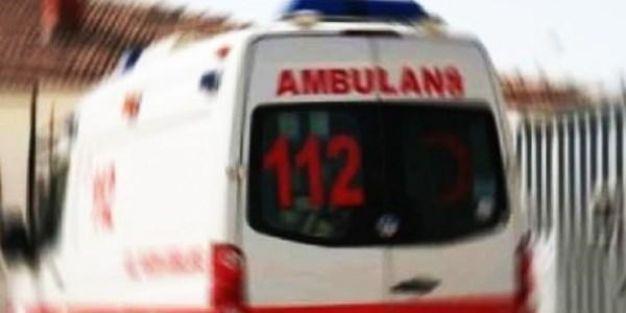 Emekli öğretmen trafik kazasında öldü
