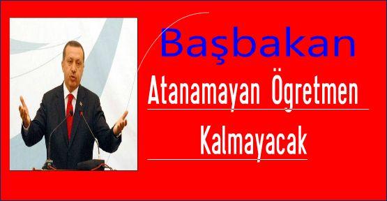 Erdoğan: Atanamayan öğretmen kalmayacak